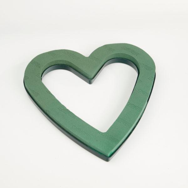 Oasis Naylorbase Floral Foam - Heart Frame 1
