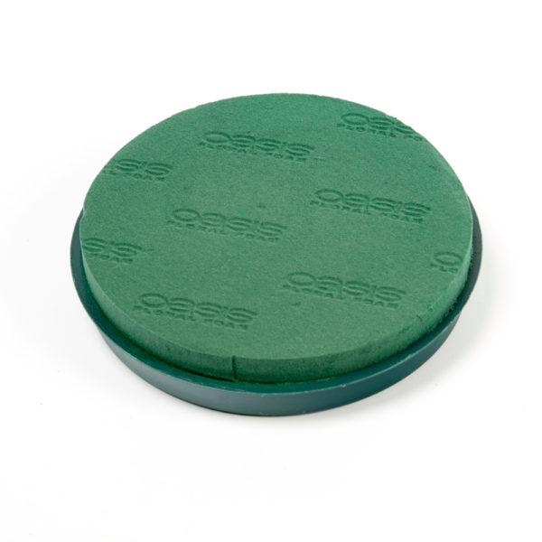 Oasis Naylorbase Floral Foam - Posy Pad 1