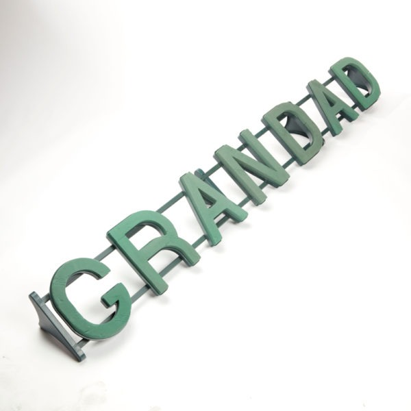 Oasis Naylorbase Name Tribute - GRANDAD 1