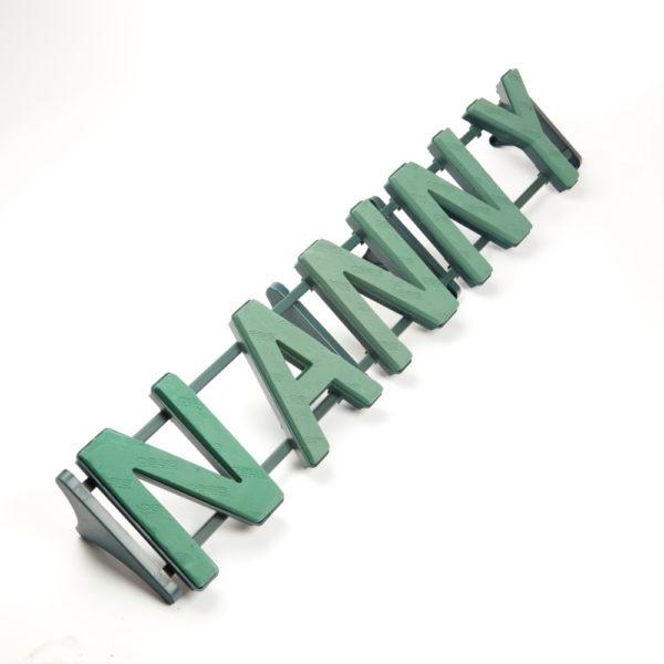 Oasis Naylorbase Name Tribute - NANNY 1