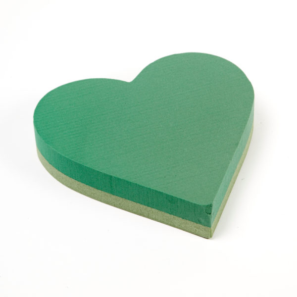 Oasis Foam Frames Floral Foam - Solid Heart 1