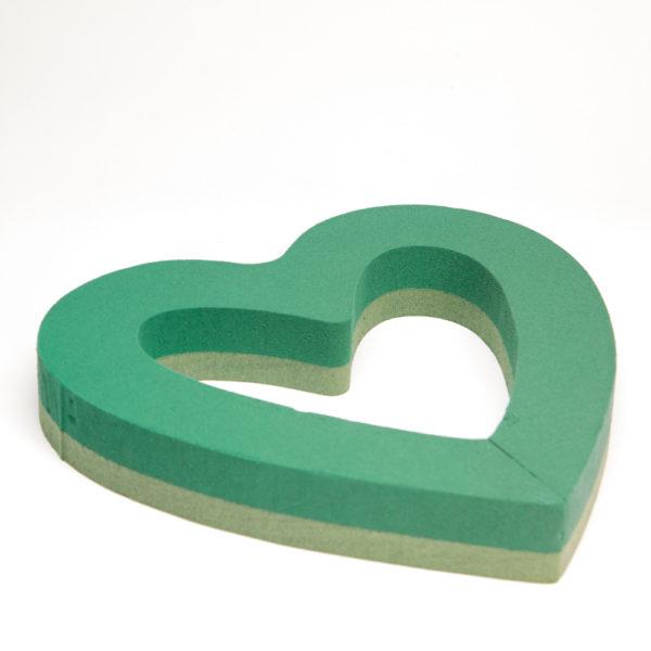 Oasis Foam Frames Floral Foam - Open Heart Frame 1