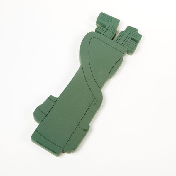 Oasis Foam Frames Floral Foam - Golf Bag 1
