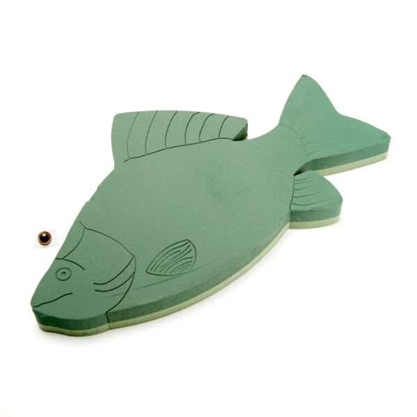 Oasis Foam Frames Floral Foam - Fish with Eye 1