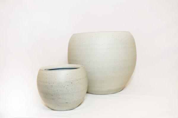 CRESTA Plant Pot - Mist 1