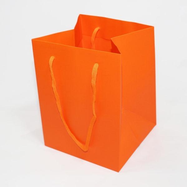 Hand Tie Bag - Orange 1