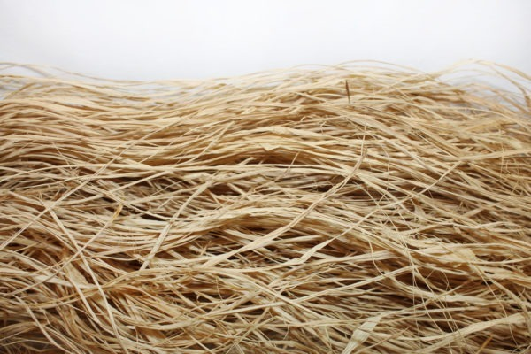 Long Raffia - Natural Beige 1