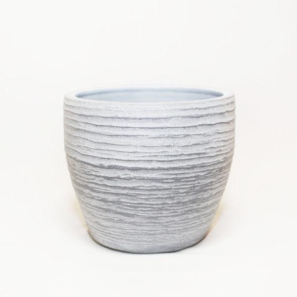 SEM Plant Pot - Light Grey 1
