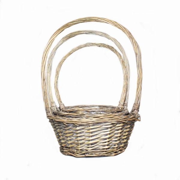 Round Planter Basket 1