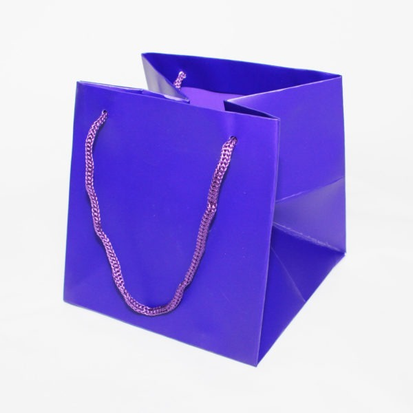 Hand Tie Bag - Pollard Purple 1