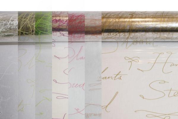 Scribe Print Cellophane 80cm x 100m 1