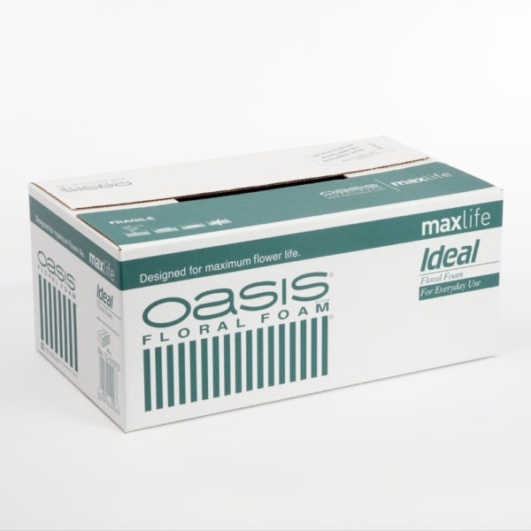 Oasis Ideal Floral Foam Maxlife Brick 1