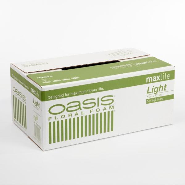 Oasis Light Floral Foam Maxlife Brick 1