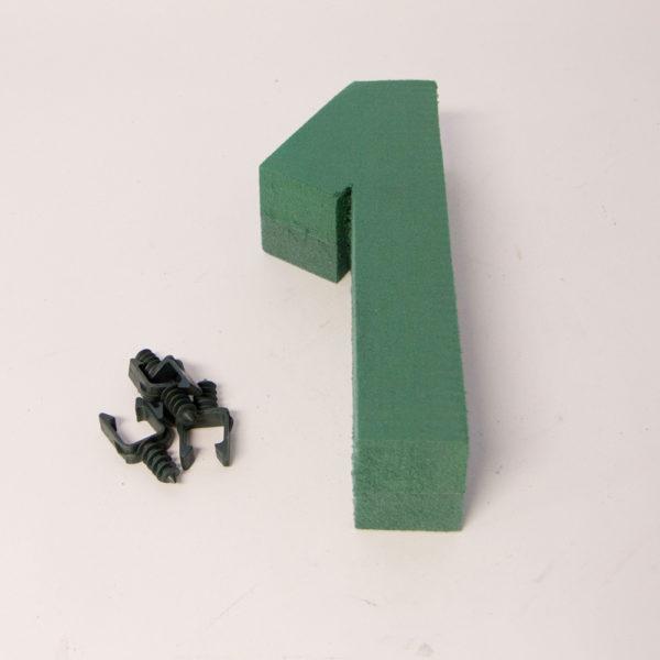 Oasis Foam Frames Floral Foam - Numbers 1
