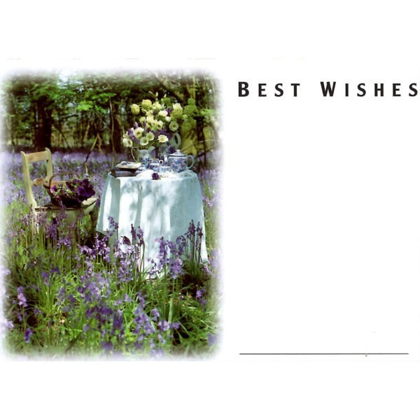 Large Cards - Best Wishes 1