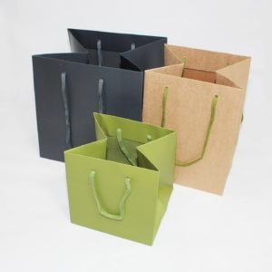 Hand Tied Bags & Boxes