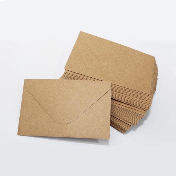 Small Kraft Envelopes 1