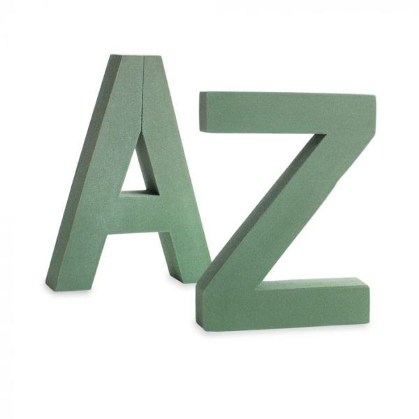 Oasis Foam Frames - Ideal Floral Foam Letters 1