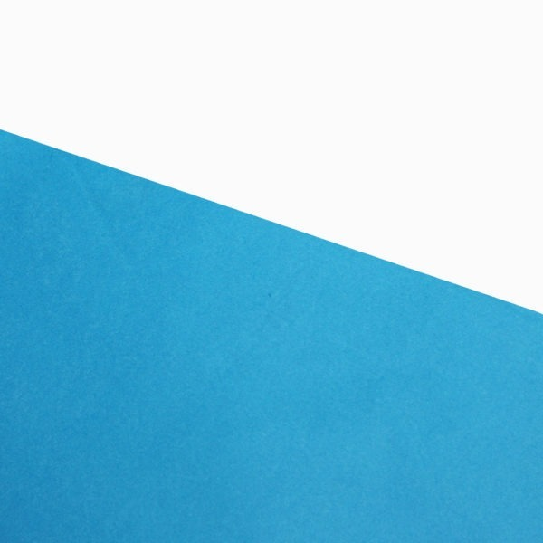 Turquoise Tissue Paper - 75 x 50cm - 240 Sheets 1
