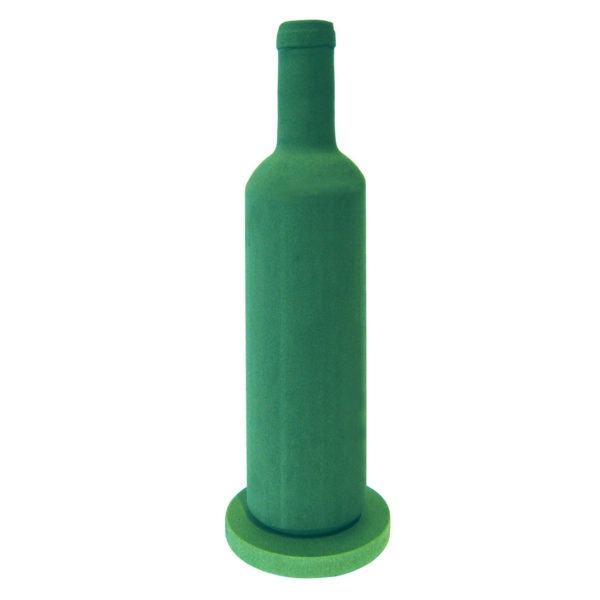 Val Spicer - Floral Foam 3D Shape - Bottle 1