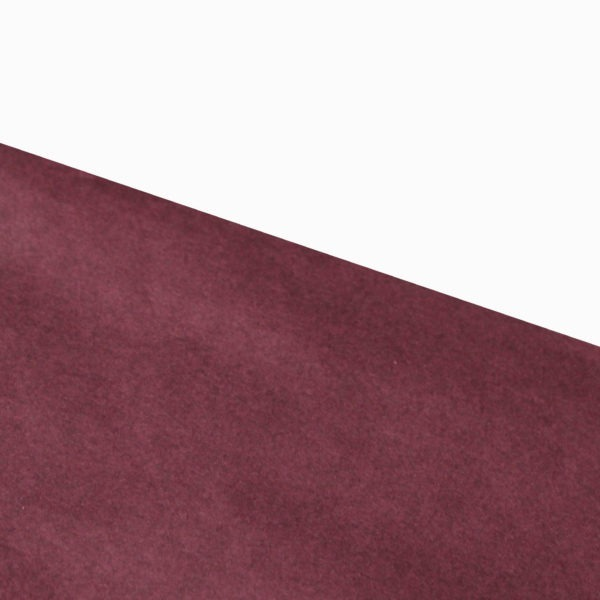 Burgundy Tissue Paper - 75 x 50cm - 240 Sheets 1
