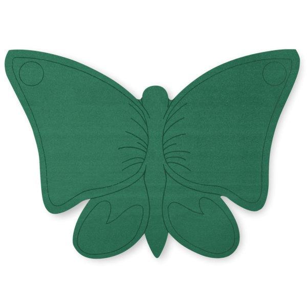 Val Spicer - Floral Foam Designer Shape - Butterfly 1