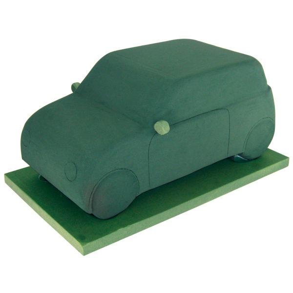Val Spicer - Floral Foam 3D Shape - Car 1