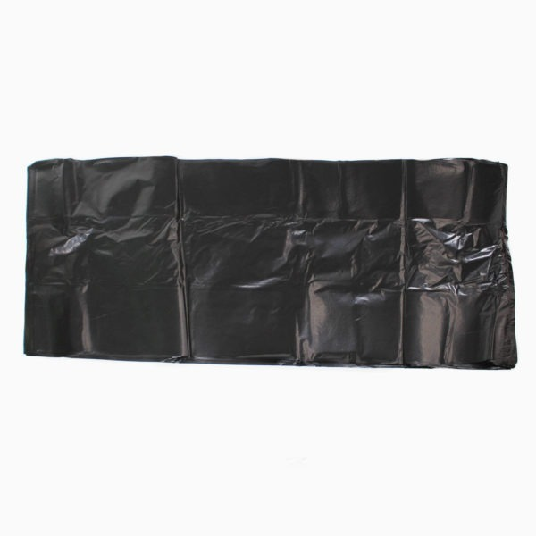 Cedar - Black Recycled Refuse Sacks 1