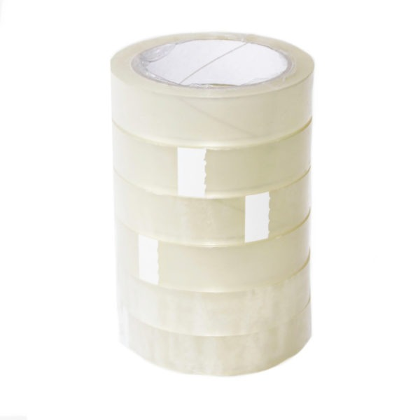 Clear Cello Tape - Multi pack - 25mm x 66m 1