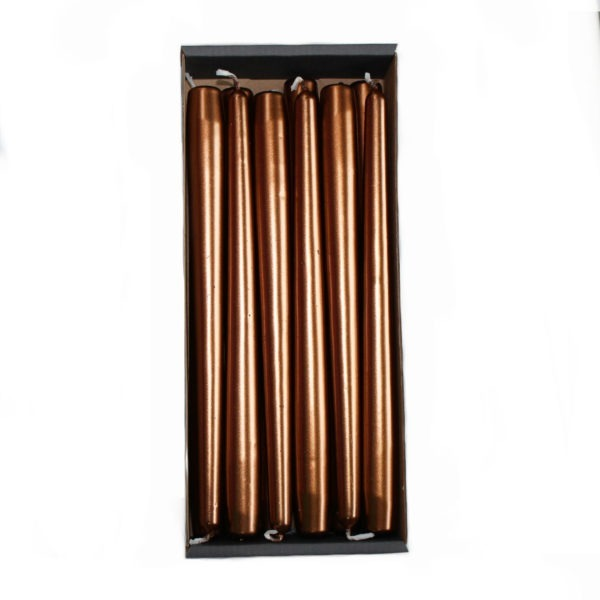 Tapered Candles - Copper - 23mm Base 1