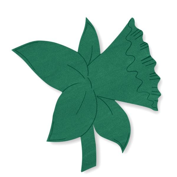 Val Spicer - Floral Foam Designer Shape - Daffodil 1
