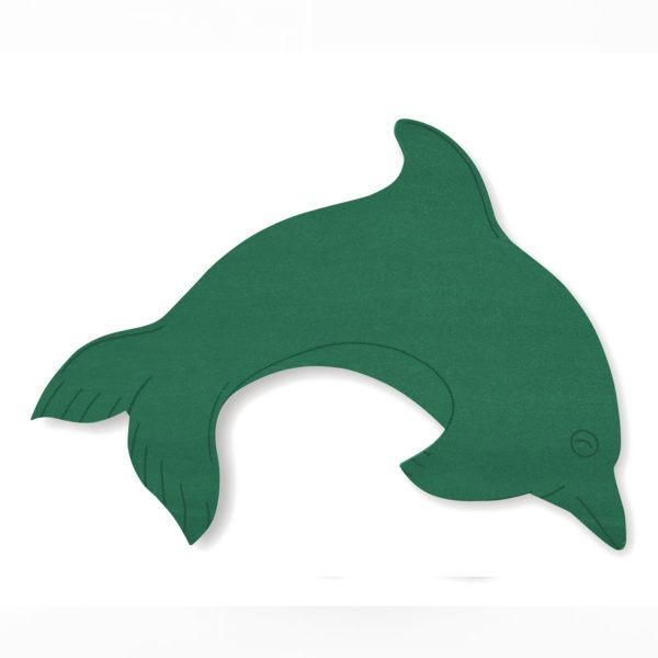 Val Spicer - Floral Foam Designer Shape - Dolphin 1