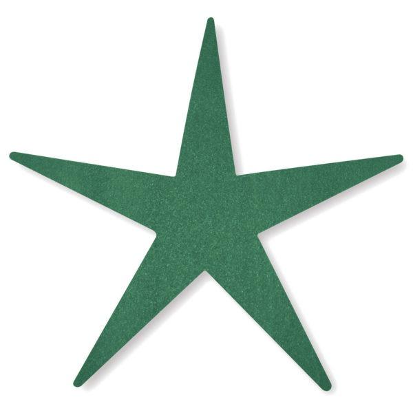 Val Spicer - Floral Foam Designer Shape - 5 Point Star 1