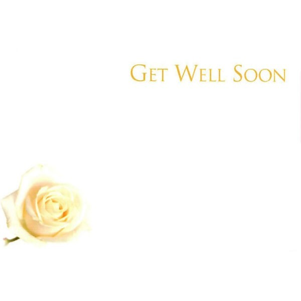 Small Cards - Get Well Soon 1
