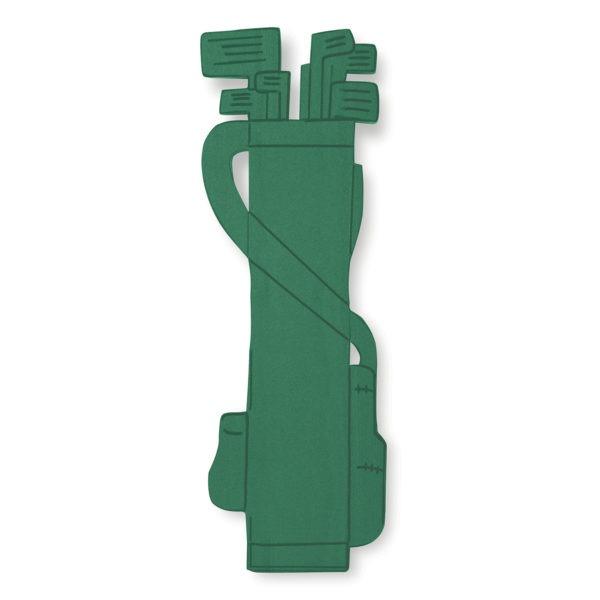 Val Spicer - Floral Foam Designer Shape - Golf Bag 1