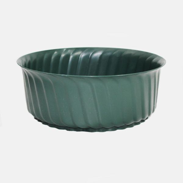 Green Plastic Designer Bowl 1