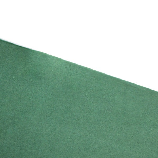 Dark Green Tissue Paper - 75 x 50cm 1