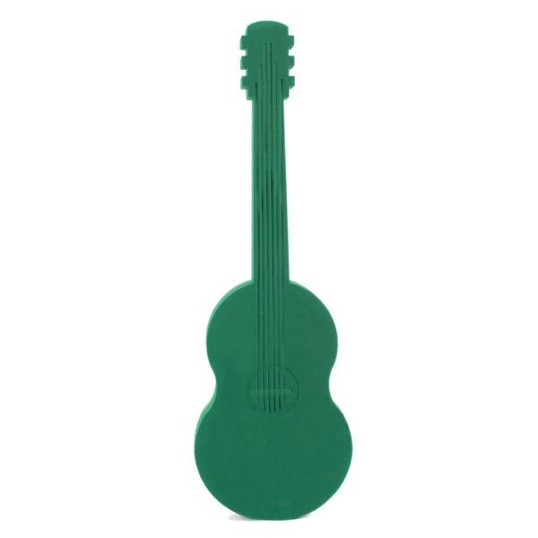 Val Spicer - Floral Foam Designer Shape - Acoustic Guitar 1