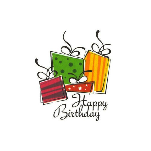 Small Cards - Happy Birthday 1