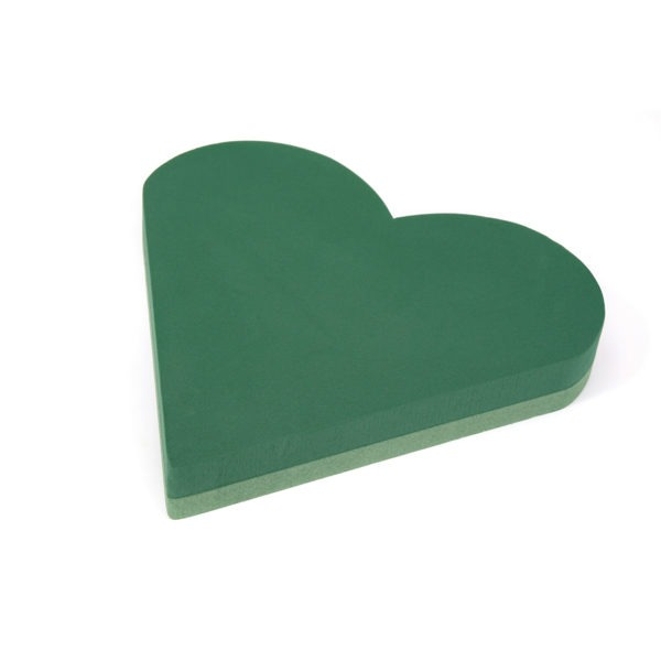 Val Spicer - Floral Foam - Solid Heart 1