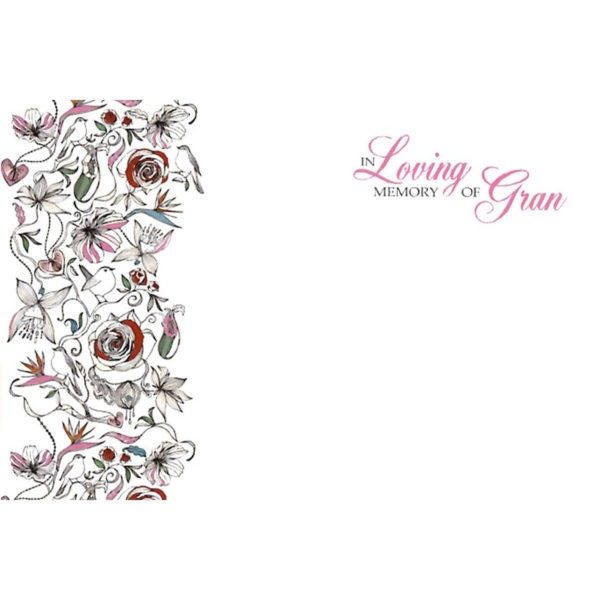 Small Cards - In Loving Memory Of Gran 1