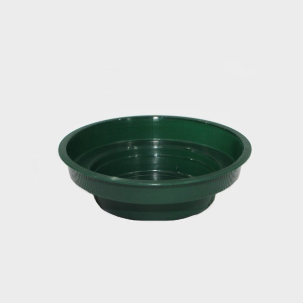 Green Plastic Junior Dish 1
