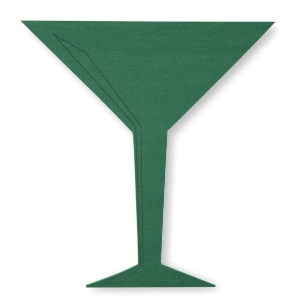 Val Spicer - Floral Foam Designer Shape - Martini Glass 1