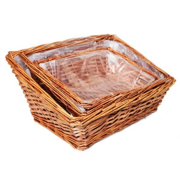 Rectangle Display Basket 1