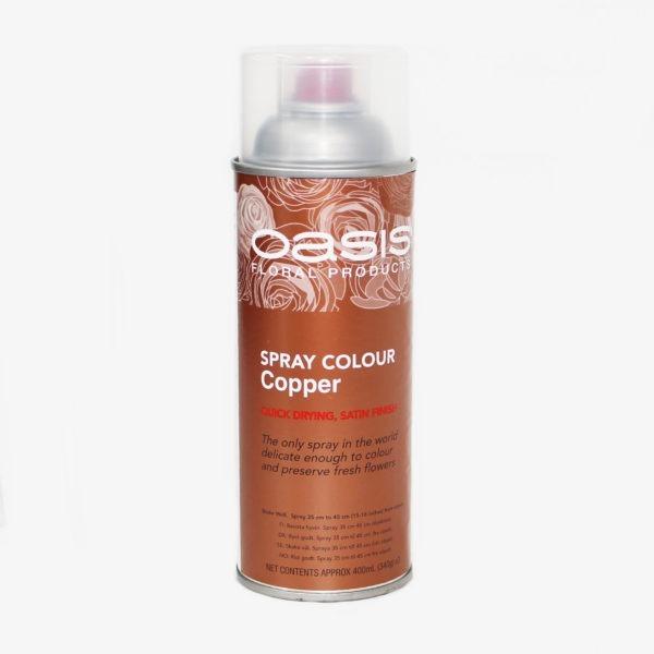 Oasis Spray Colour - Copper 1