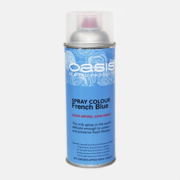 Oasis Spray Colour - French Blue 1