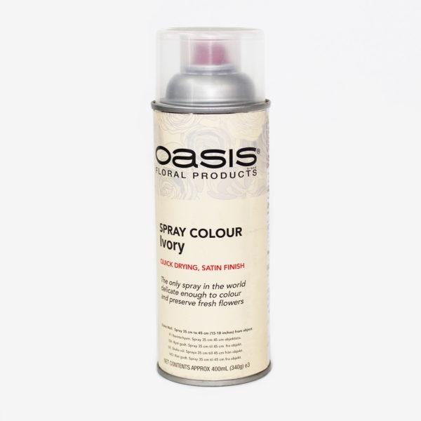 Oasis Spray Colour - Ivory 1