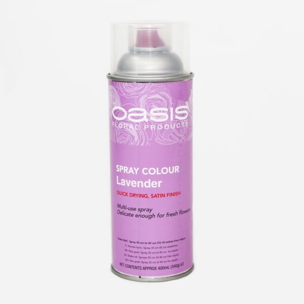 Oasis Spray Colour - Lavender 1
