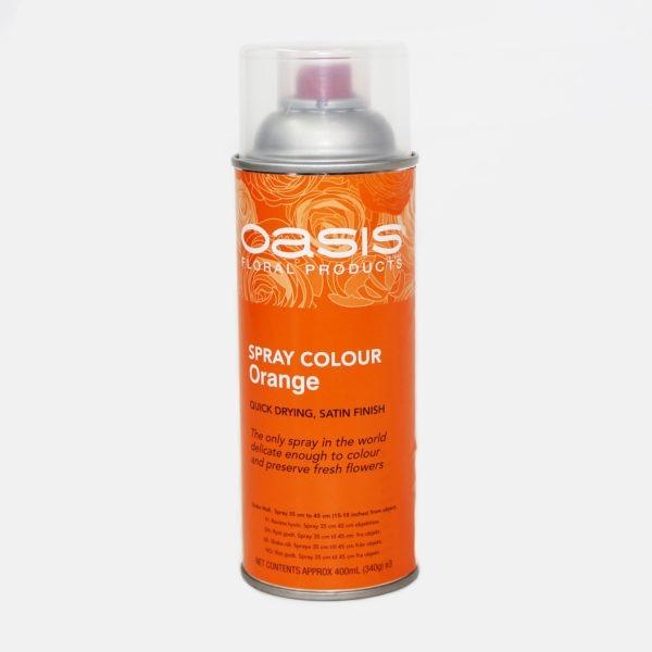 Oasis Spray Colour - Orange 1