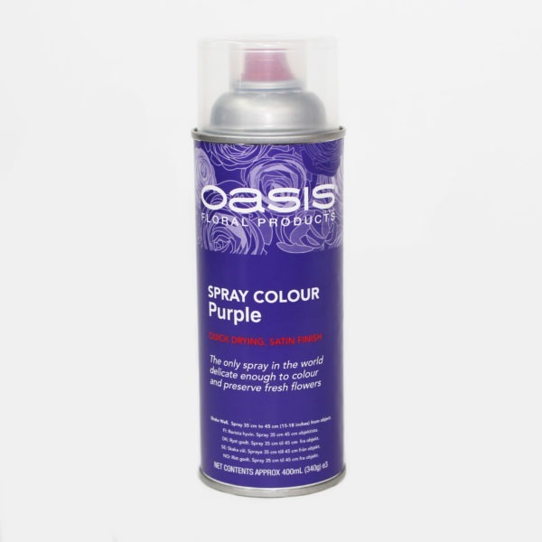 Oasis Spray Colour - Purple 1